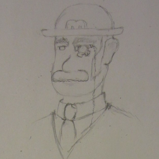 Steam Punk Mario