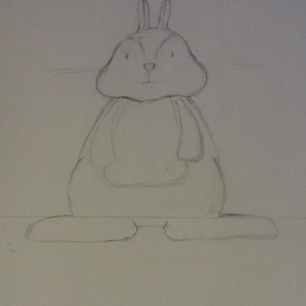 The Chubby Little Bunny