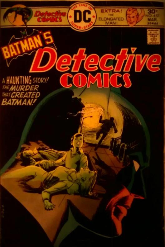 Detective Comics #457