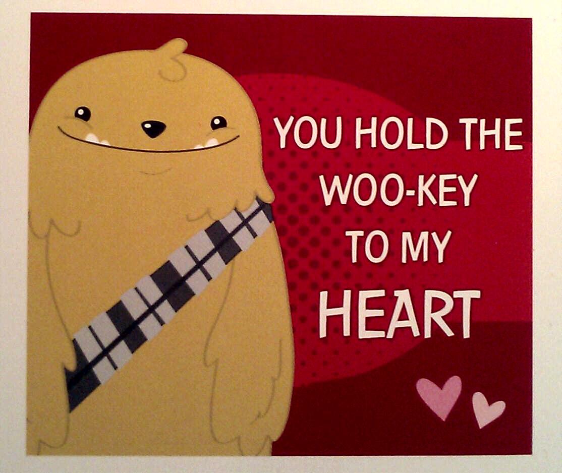 Top 6 Valentines Day Cards Star Wars Edition – Star Wars Valentine Cards
