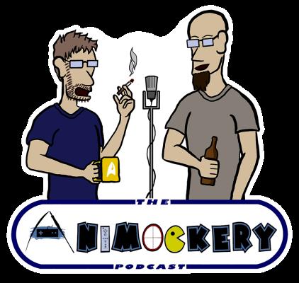 Podcast logo r