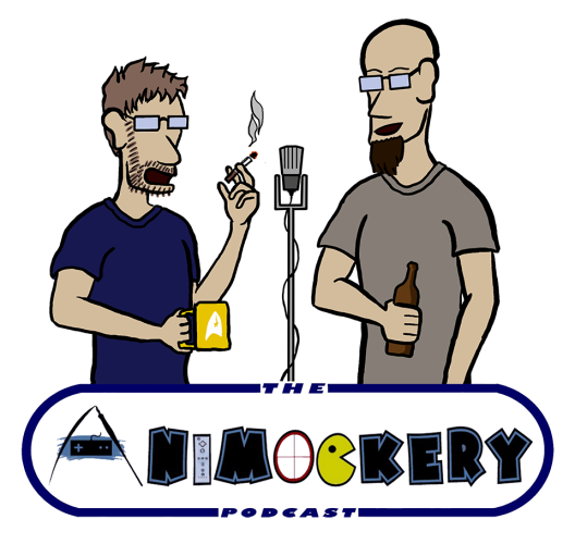 Podcast logo r