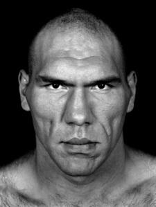 WBA heavyweight champion Chicago 9.28.06